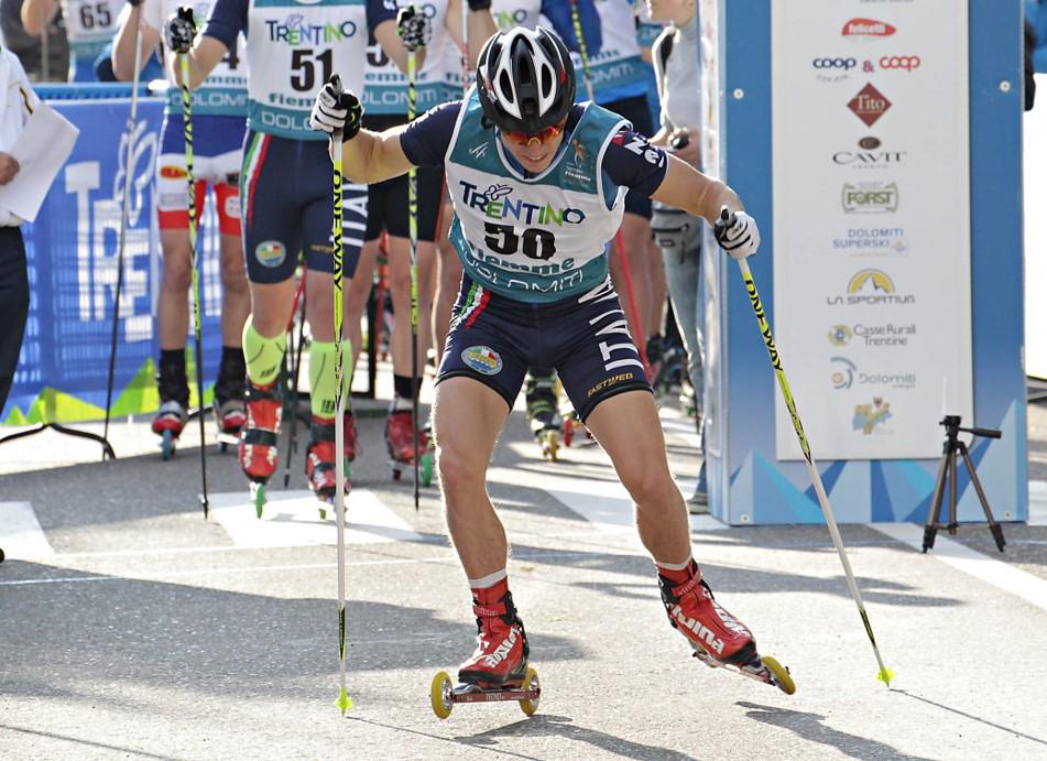 skiroll – Sprint CdM Trento