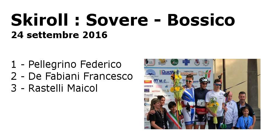 Skiroll Sovere-Bossico