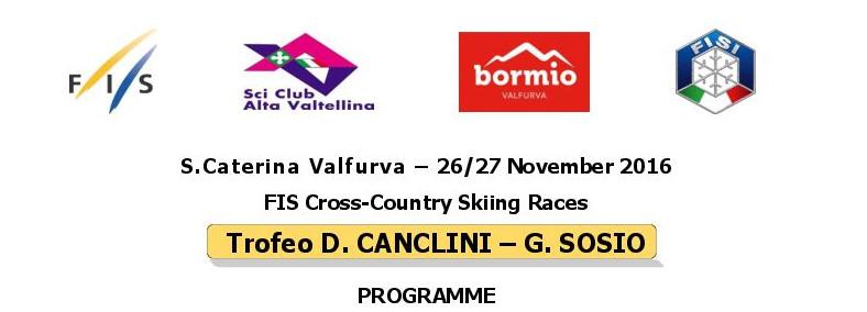 FIS Santa Caterina Valfurva
