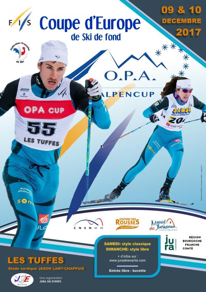 1st FIS – OPA Continental Cup 2017-2018