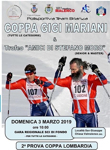 Coppa Lombardia – San Giuseppe Valmalenco