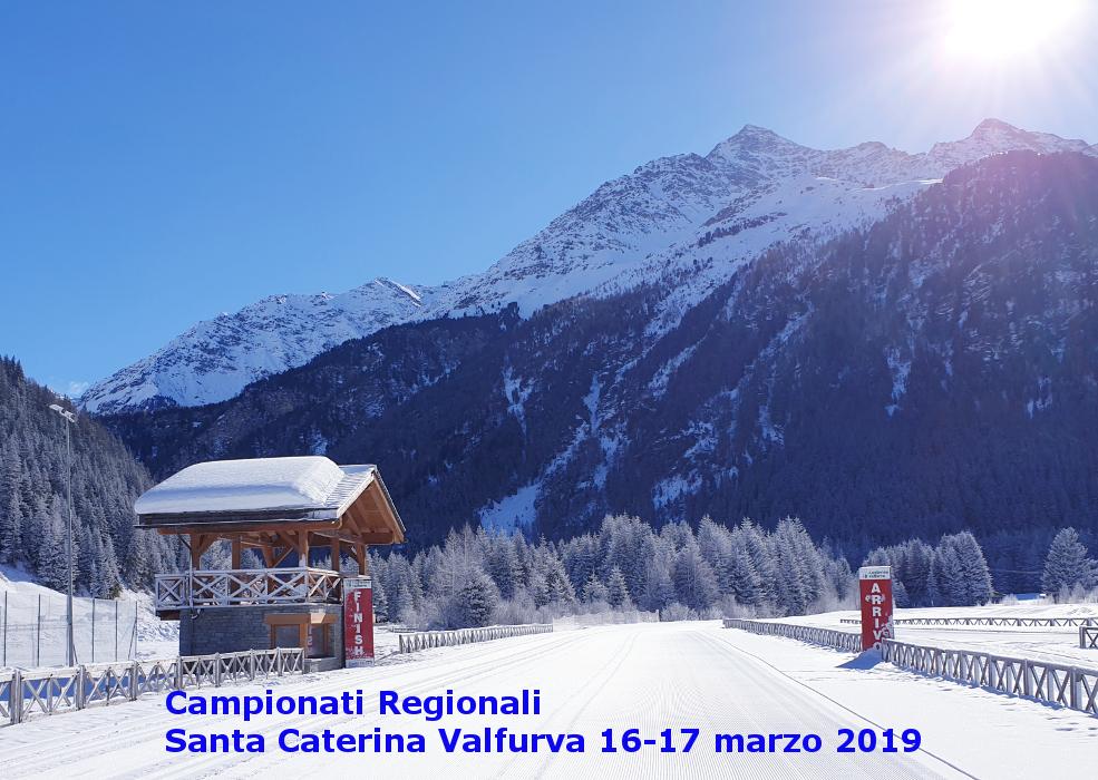 Campionati Regionali GMK – prologo –  Mass Start  TC