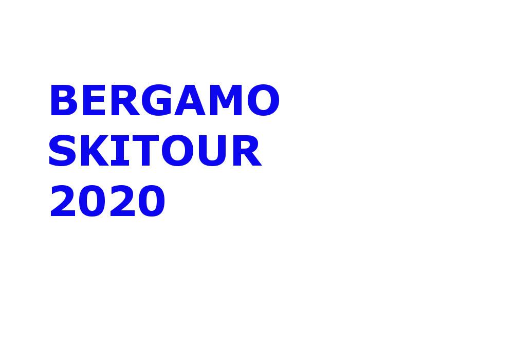 Bergamo skitour